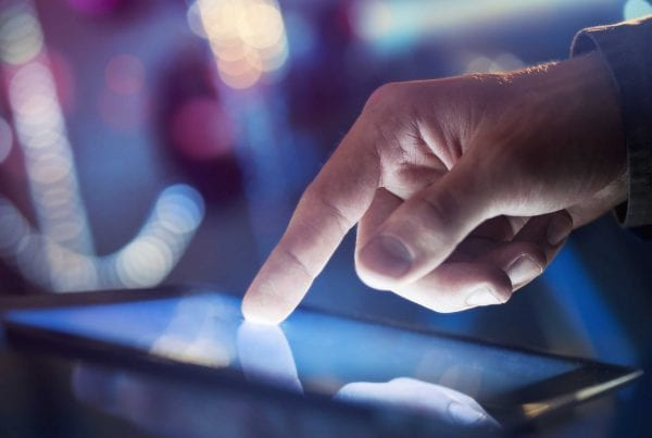 Digitalização nas indústrias