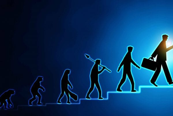Sem transformação, não há evolução