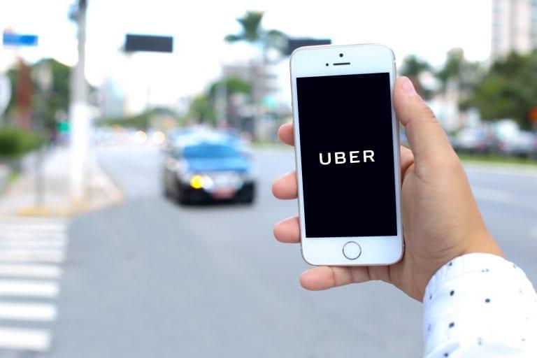 Uber e JS Peças